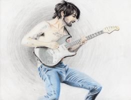 Simon Neil-Biffy Clyro by Mika2882