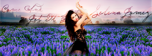 Portada Selena Gomez Come and get it by vaneacosta17