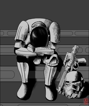 Stormtrooper by Sylvant