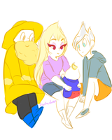 onion fam by featherdusters