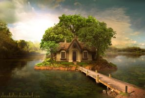Little house by ElenaDudina