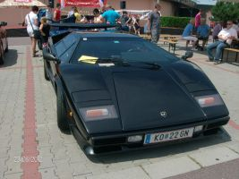 Lambo Countach by CynderxNero