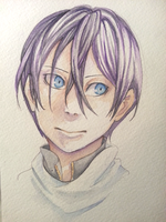 Yato by FlowerKiss