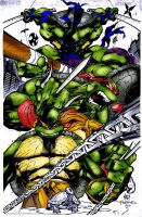 TMNT by mkn
