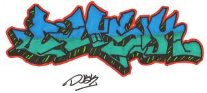 Wildstyle Colored by Ins1