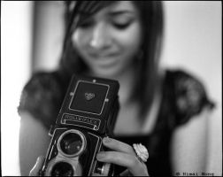 rolleigirl by niimo