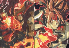 sol badguy xrd by demonjester55