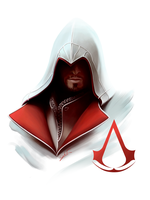 Ezio - Digital Painting by Nartemide