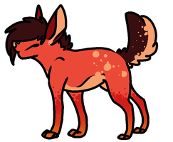 Canine adopt2 by Riukis-adopts