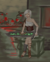 Pre-exile Riven by Luhuala