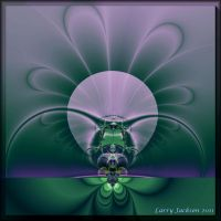 Dragonfly Dream by Actionjack52