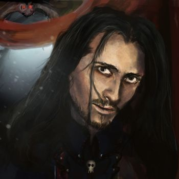 Goth dude by calthyechild