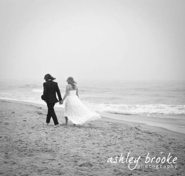 --  Just Married -- by AshleyxBrooke