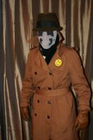 Rorschach Cosplay by sfisher40