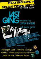 Last Gang - Live at Selby by boomerangmouth