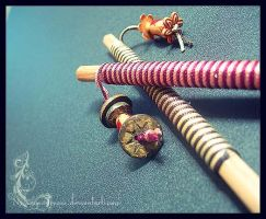 ...::: Pencil :::... by nyndream
