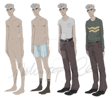 Character sheet (THOMAS) by Patie-pops