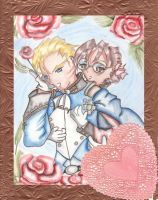 Treize and Une Lovely Story by jetlink777