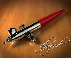 Airbrush by ifilgood