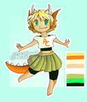 Mascot Contest - AdoptionClub by serenityr3d
