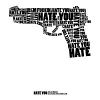 HATE YOU by black-anar