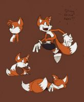 Tails sketches by Coffee-Shakes