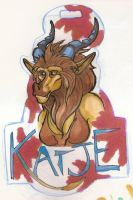 Katje Badge by Terra-fen
