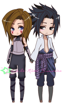 .: MC - Taicho x Sasuke :. by Nocturnally-Blessed