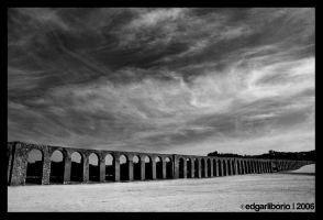 aqueduto by edgarliborio