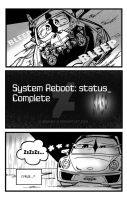 Autobahn Web Comic - Chapter 3 - PG1 by Gremmy-X