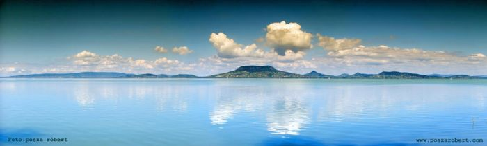 Balaton Panorama by robertofoto
