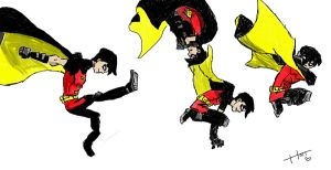Of Flying Robins:: Color by Asterous