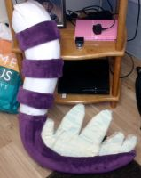 Hades Partial : Tail WIP *updated* by Hades-O-Bannon