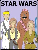 What if, Star Wars by backerman