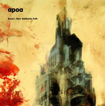APOA CD-Cover Artwork Variant2 by mariahager