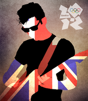 Arctic Monkeys - Olympic 2012 by bionicman31