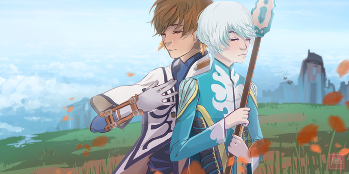 tales of zestiria by Lilac-Patal