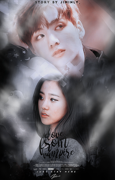 JUNGKOOK X SUMIN // A LOVE FROM VAMPIRE by CHAEY04
