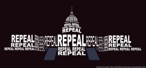 Repeal by joshthecartoonguy