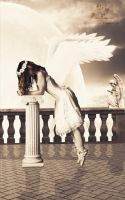 Sombre Angel by TinaLouiseUk