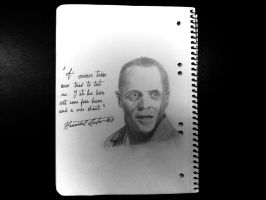 Hannibal Lecter M.D. by akan47