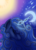 Princess Luna by Ellen124