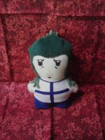 Finland Mini Plushie by snowtigra