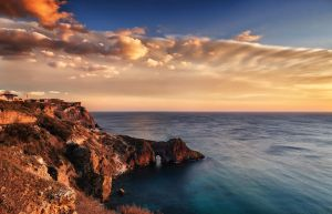 Cape Lermontov by Trashins