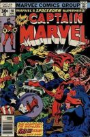 captain marvel 50 by Haseo1970