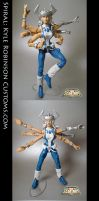 Custom Spiral Action Figure by KyleRobinsonCustoms