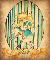 Alice Alice by mr-raindrop