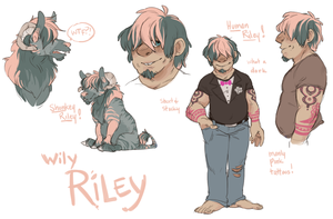 WILEY RILEY IS A DORK by AgentDax