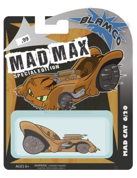 Toy Car Packaging Design by kamink