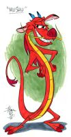 Mushu full body_Color by tombancroft